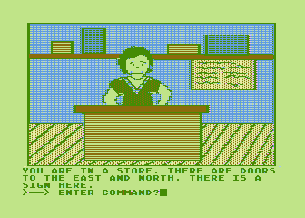 Hi-Res Adventure #4: Ulysses and the Golden Fleece Atari 8-bit Do you need to buy anything?