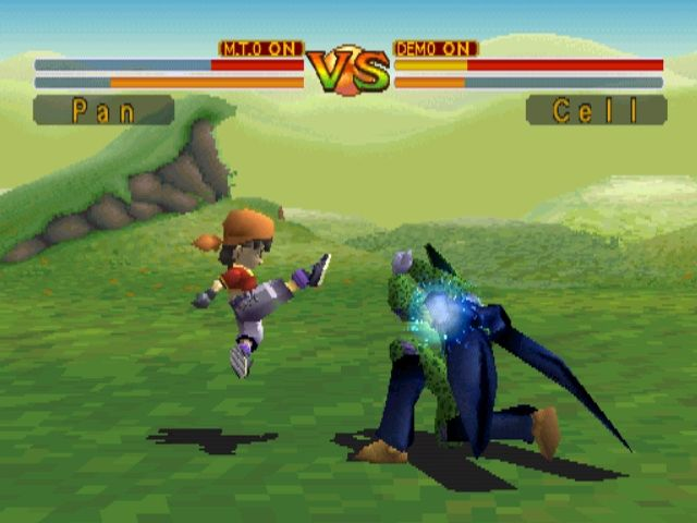 Dragon Ball GT: Final Bout Screenshots for PlayStation - MobyGames