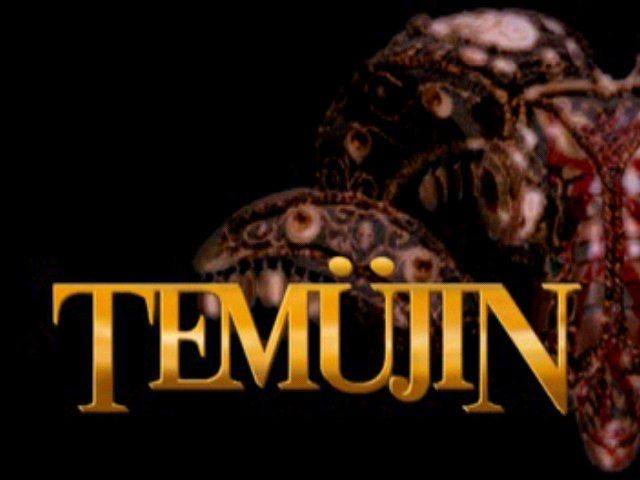 Temüjin Windows Main Title