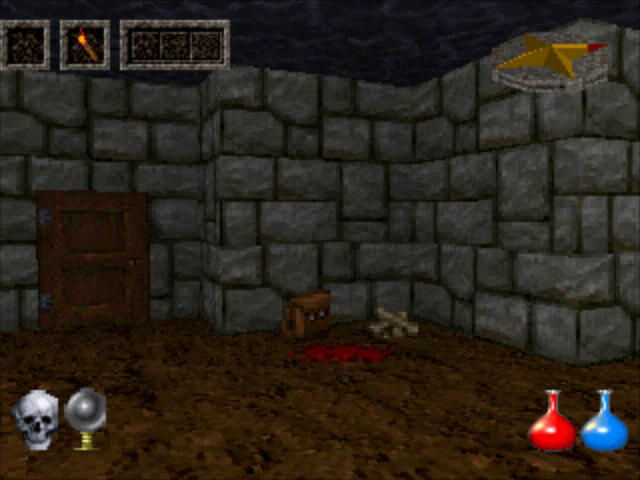 Ultima Underworld: The Stygian Abyss PlayStation Some loot, hope with something of interest.