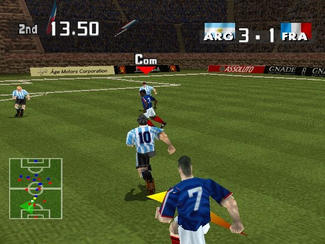 LiberoGrande PlayStation Defending is as much important as attacking.