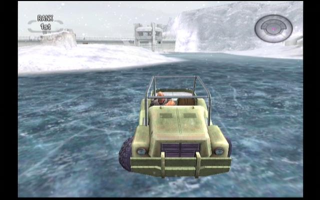 TimeSplitters: Future Perfect Xbox A new feature for Future Perfect is the ability to drive vehicles!