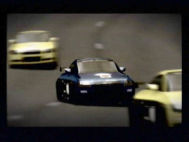 Gran Turismo 2 PlayStation The Fast and the Beautiful. The Introduction movie uses high-res versions of the models and looks splendid.