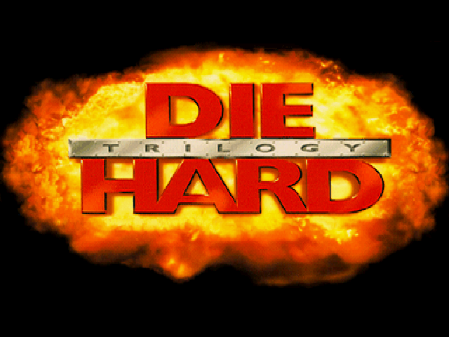 Die Hard Trilogy PlayStation Main Title
