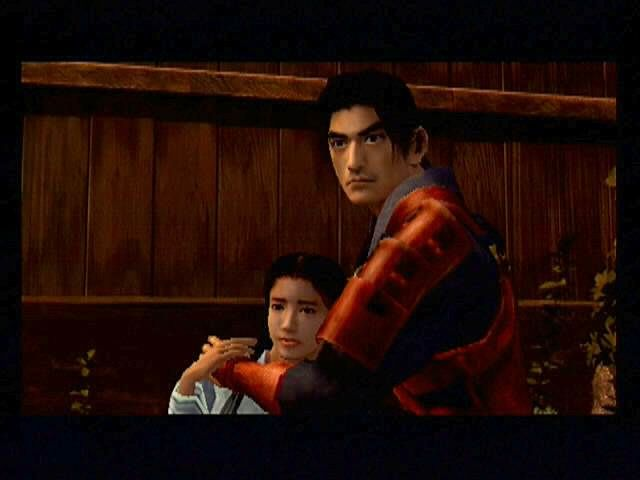 Onimusha: Warlords PlayStation 2 Oh. That was easy...   Unfortunately, finding the princess in the first few minutes of the game only leads you to more problems, including your unfortunate demise.