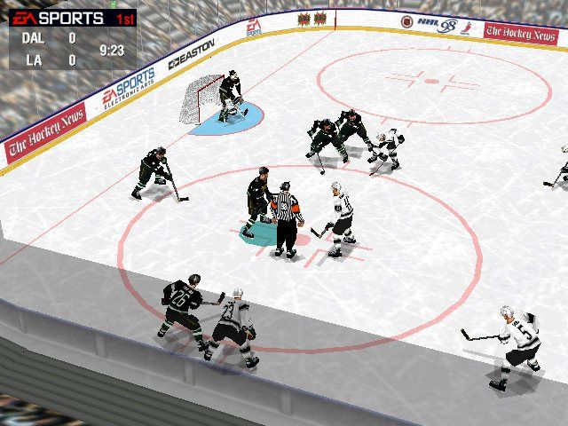 NHL 98 Windows Checking