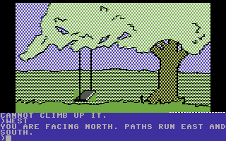 Death in the Caribbean Commodore 64 Playtime?