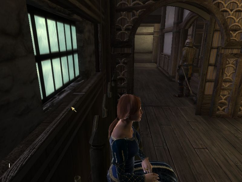 The Elder Scrolls IV: Oblivion Windows Sometimes it's just nice to sit and think
