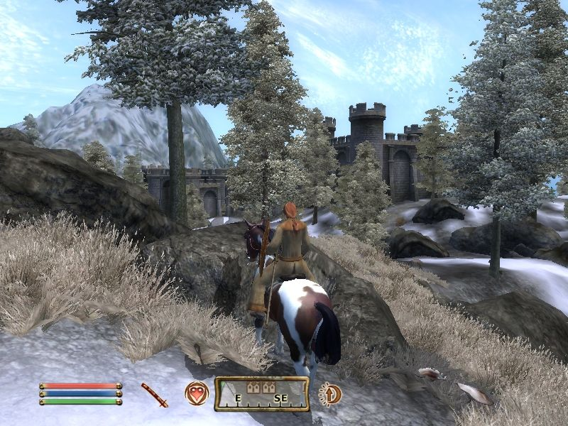 The Elder Scrolls IV: Oblivion Windows Can I say enough about the graphics?