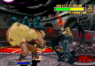 Guilty Gear Screenshots for PlayStation - MobyGames
