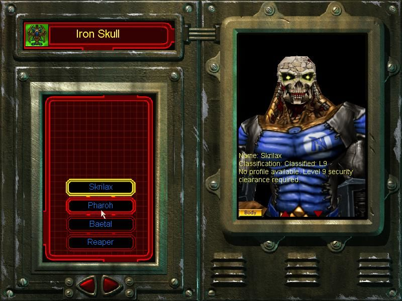 Unreal Tournament Windows It's Eddie from Iron Maiden!