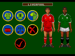Super Kick Off Genesis Kit editor. Sadly, any kind of stripes was excluded.