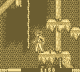 Indiana Jones and the Last Crusade: The Action Game Game Boy The Cross of Coronado.
