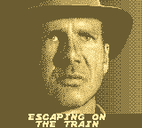 Indiana Jones and the Last Crusade: The Action Game Game Boy Intro to stage 2.