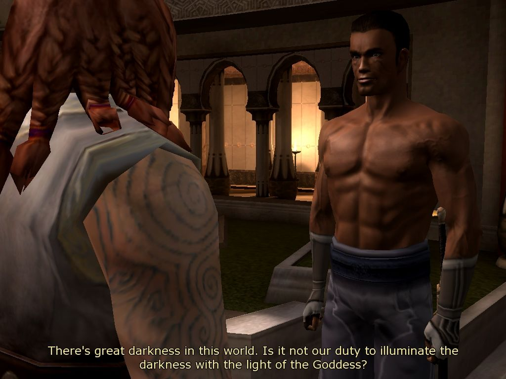 Dreamfall: The Longest Journey Windows Kian, one of the three playable characters, has never questioned his faith. Until now.