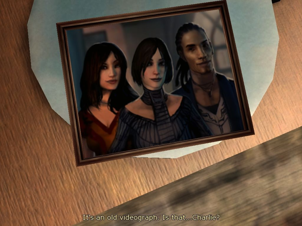 Dreamfall: The Longest Journey Windows You'll meet characters from the previous game, but you don't need to know its story to enjoy TLJ2.