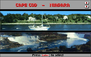 Road & Car DOS The new Cape Cod to Niagara Falls course