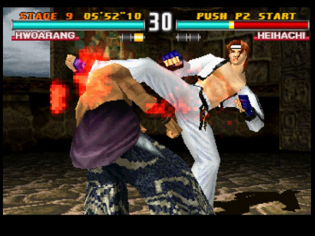 Tekken 3 Screenshots For Playstation Mobygames