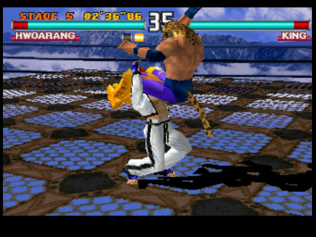 Tekken 3 Screenshots for PlayStation - MobyGames