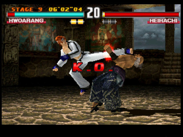Chronological Challenge Tekken 3 The Cheap Ferret