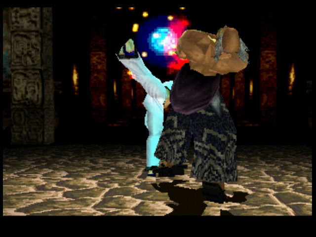 Tekken 3 PlayStation The replays show you the final seconds of a round from different angles.