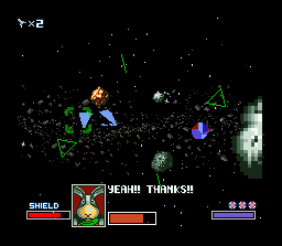 Star Fox SNES You'd think hey'd be more grateful.
