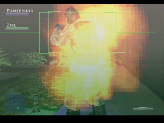 Syphon Filter PlayStation The taser can even kill if you use him long enough...