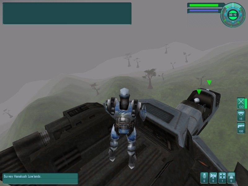 Tribes 2 Windows Third person view