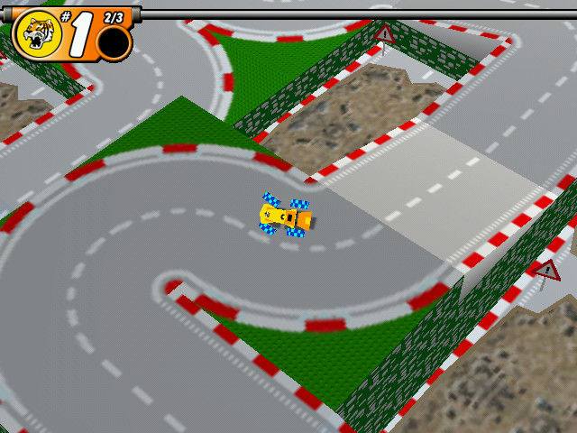 LEGO Stunt Rally Windows These amazing tires help you go through corners with full speed