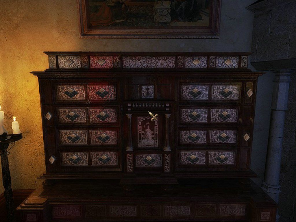 The Secrets of Da Vinci: The Forbidden Manuscript Windows Puzzle Chest