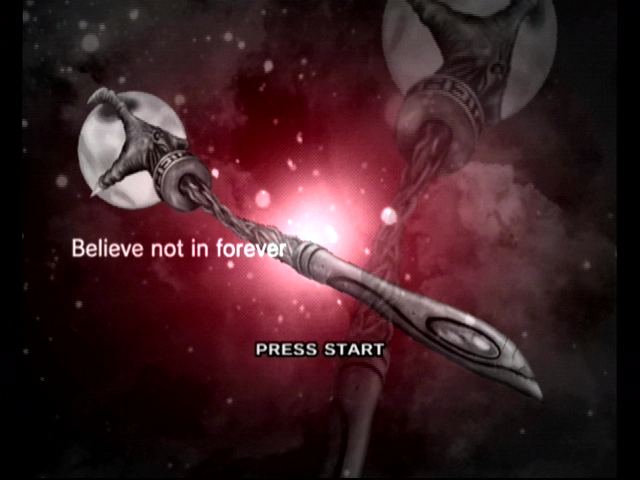 Phantasy Star Online Episode III: C.A.R.D. Revolution GameCube Part of the introduction sequence