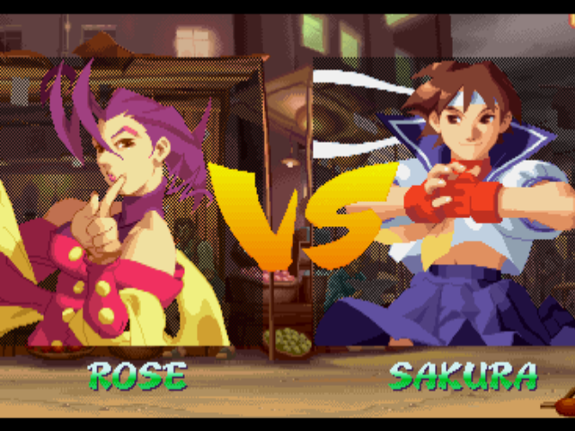 Street Fighter Alpha 2 Screenshots For Playstation Mobygames