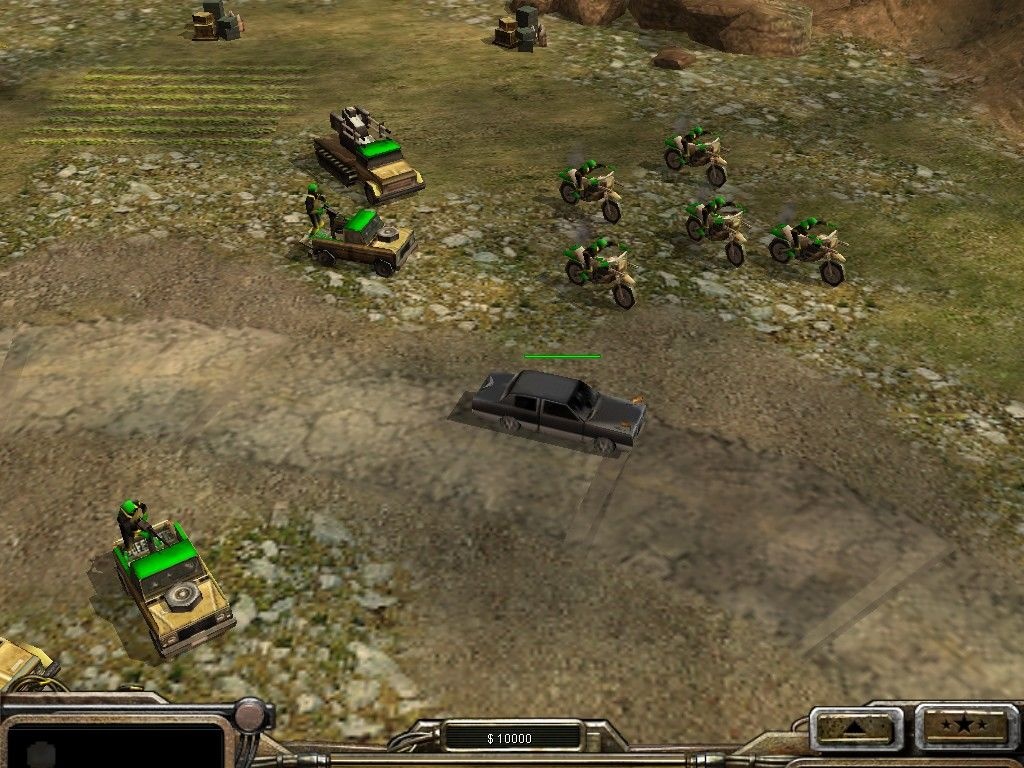 command and conquer generals zero hour skirmish map pack download