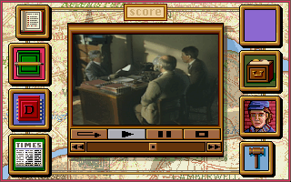 Sherlock Holmes: Consulting Detective DOS Another lead...