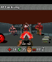 DOOM RPG Screenshots for J2ME - MobyGames