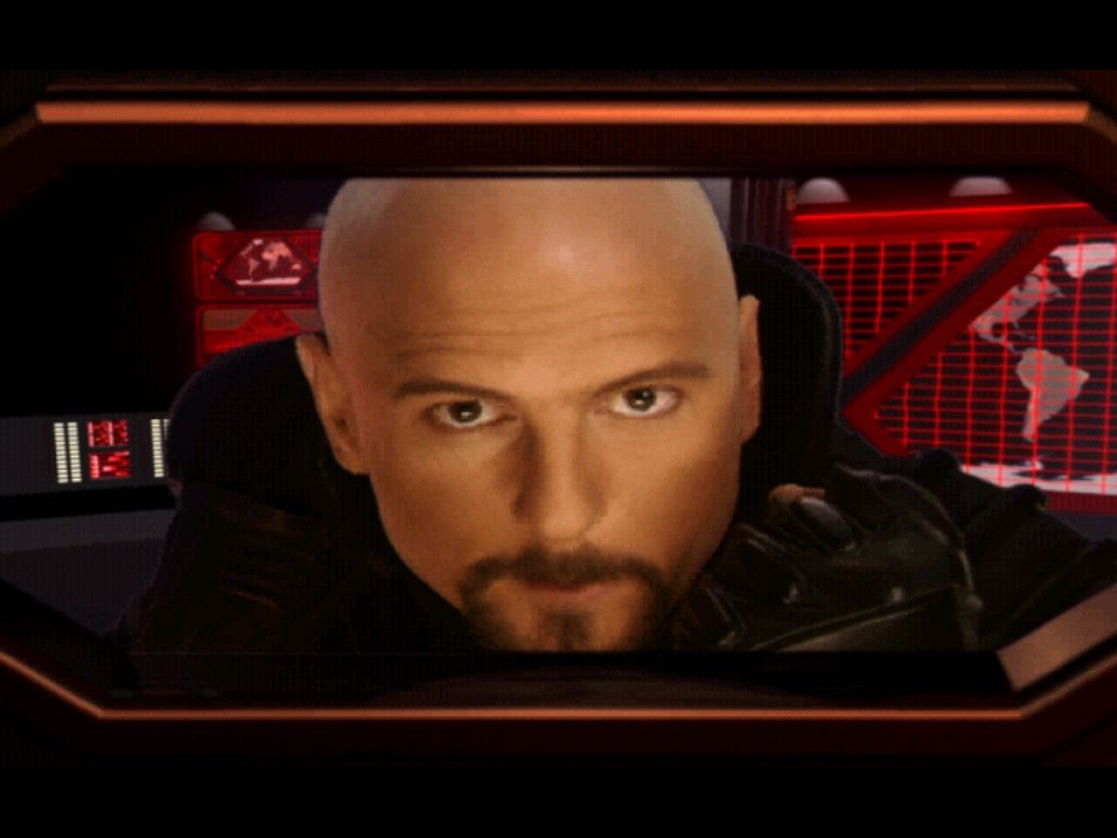 Command & Conquer: Tiberian Sun Windows Kane