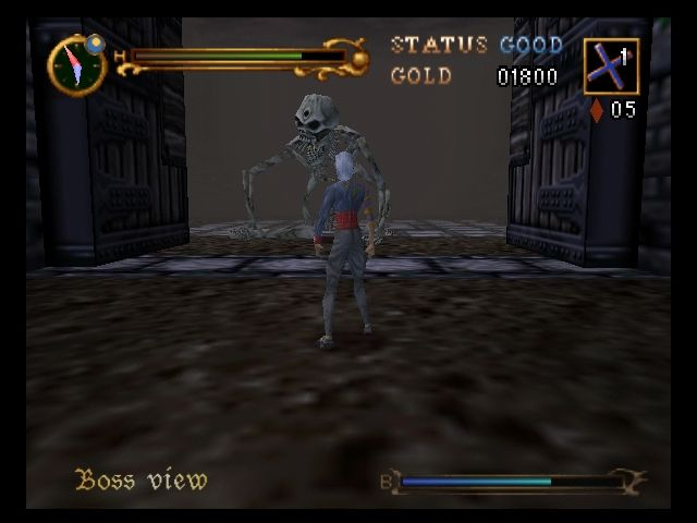 castlevania n64 legacy darkness