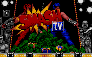 Smash T.V. Atari ST Smash TV!