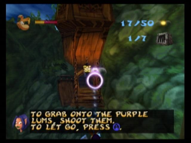 Rayman 2 The Great Escape Screenshots For Nintendo 64 Mobygames