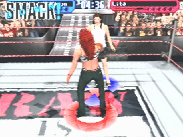 WWF Smackdown! 2: Know Your Role PlayStation The Smackdown logo
