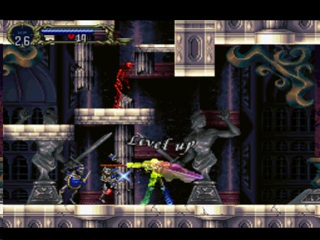 Castlevania: Symphony of the Night PlayStation I bet you never thought you'd see those words in a Castlevania game.
