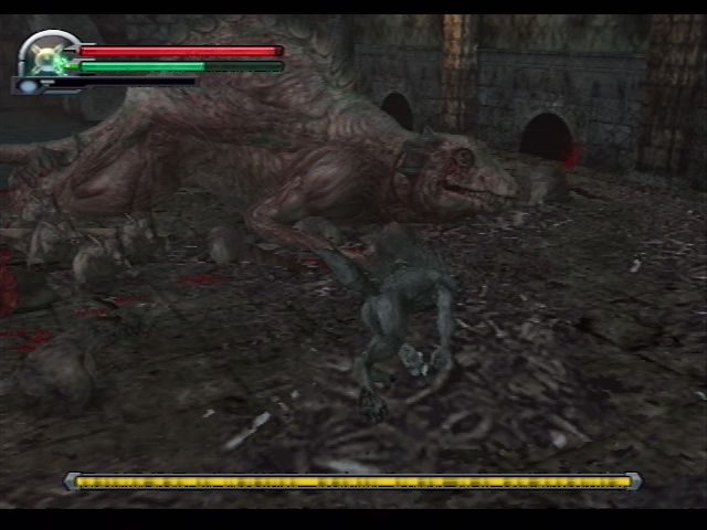 Altered Beast Game Over Altered Beast Playstation 2