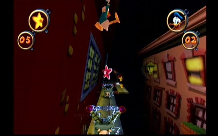 Disney's Donald Duck: Goin' Quackers Dreamcast High Jump
