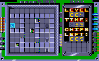 Chip's Challenge Atari ST And now there are some others