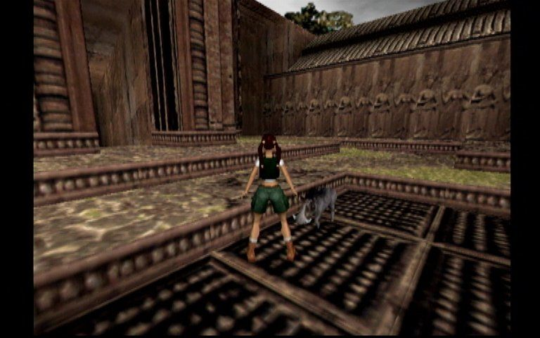 Tomb Raider: The Last Revelation Dreamcast Enemy Animation is much Improved in TR4