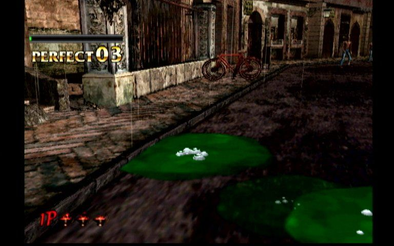 The Typing of the Dead Dreamcast Zombies Melt When They Die