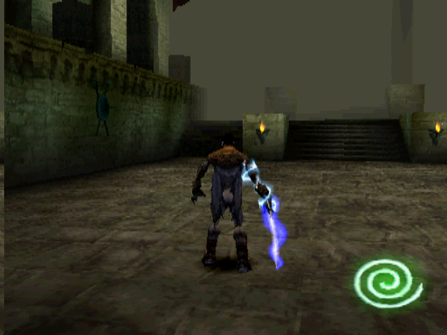 Legacy of Kain: Soul Reaver PlayStation The titular Soul Reaver