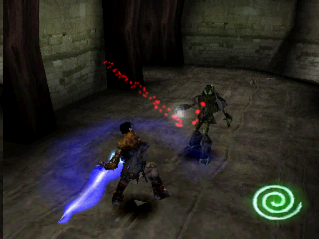 Legacy of Kain: Soul Reaver PlayStation The Soul Reaver in Combat