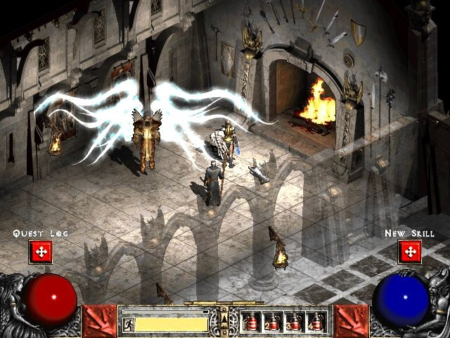 Diablo II Screenshots for Windows - MobyGames
