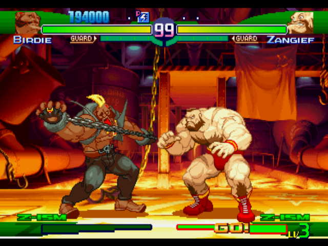 Street Fighter Alpha 3 Screenshots For Playstation Mobygames